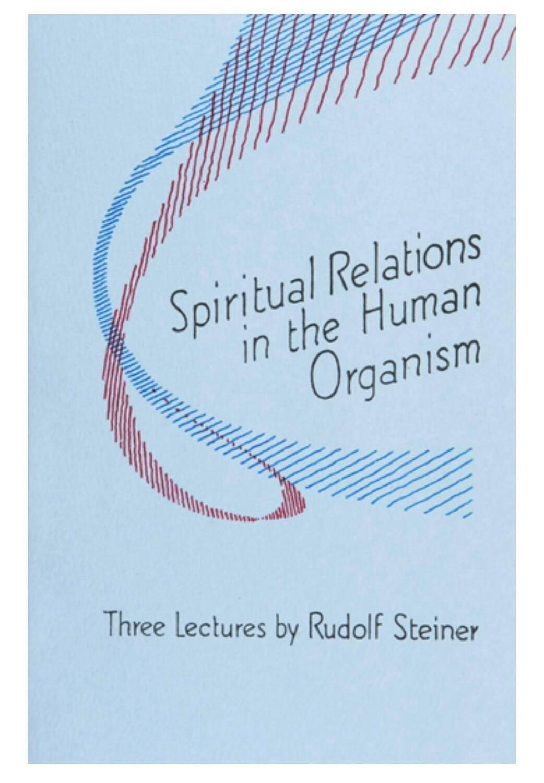 Spiritual Relations in the Human Organism B2116