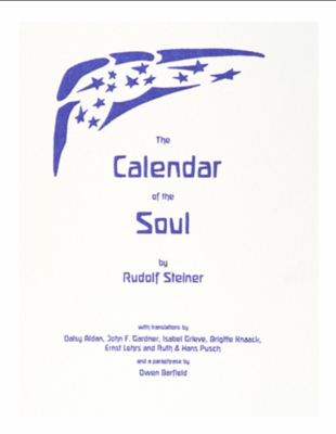 The Calendar of the Soul B9717