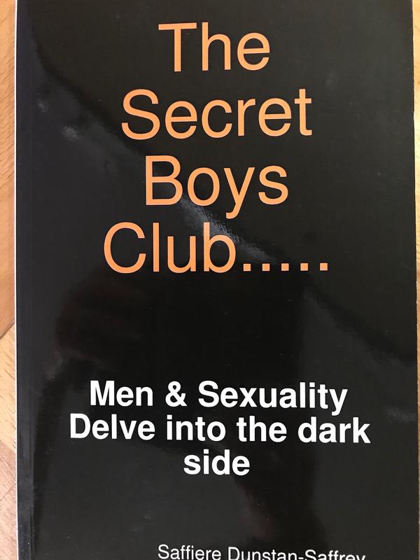 The Secret Boys Club (Book)
