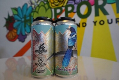Bhrarami - Inexplicable Unease - Double IPA Sour  - 9% ABV - 4 Pack