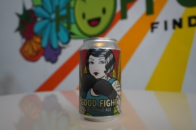 Bhrarami - The Good Fight - Sour  - 5.5% ABV - 12oz Can