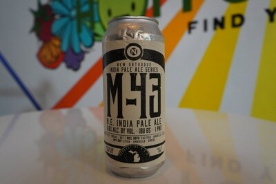 Old Nation - M43 - New England IPA - 6.8% ABV - 16oz Can