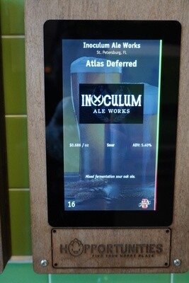 Inoculum - Atlas Deferred - Sour - 5.4% ABV -  Click 4 Options