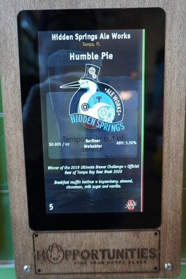 Hidden Springs Ale Works - Humble Pie - Sour - 5% ABV - Click 4 Options