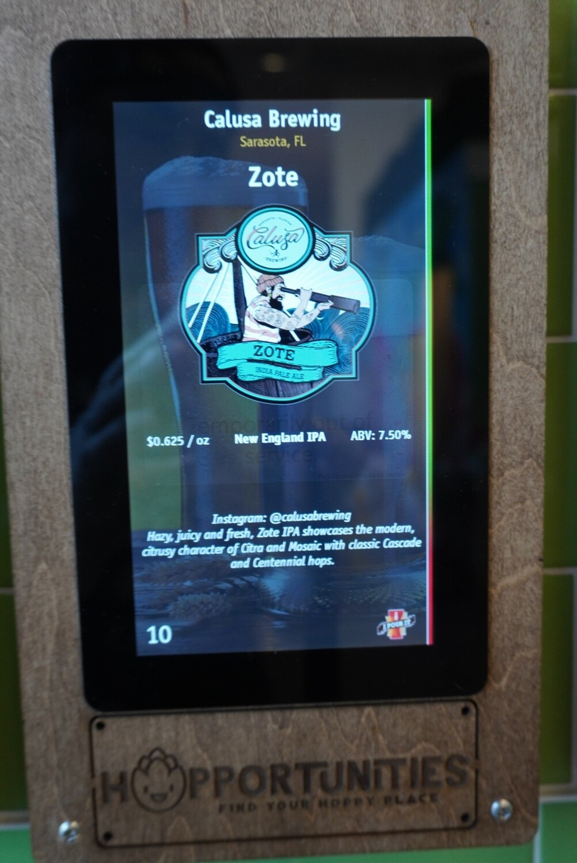 Calusa - Zote - New England IPA - 7.5% ABV - Click 4 Options