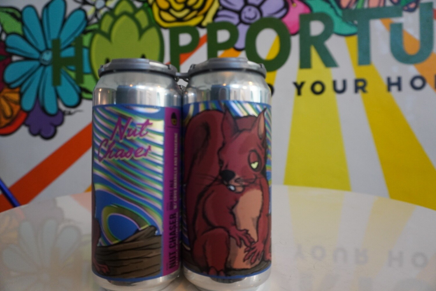 Tripping Animals - Nut Chaser - Pale Ale - 6.2% ABV - 4 Pack