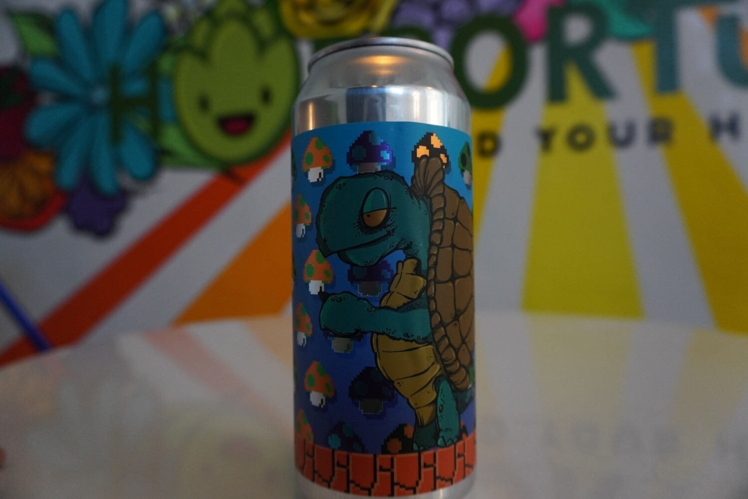 Tripping Animals - Koopa Troopa - Pilsner - 5% ABV - 16oz Can