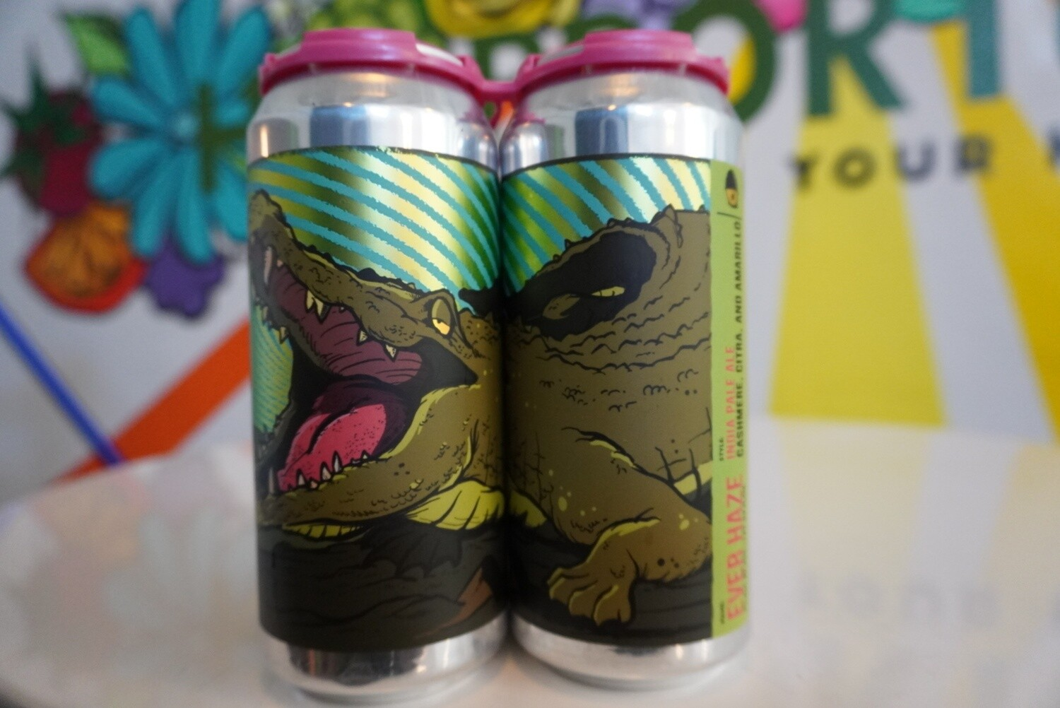 Tripping Animals - Ever Haze - New England IPA - 7% ABV - 4 Pack