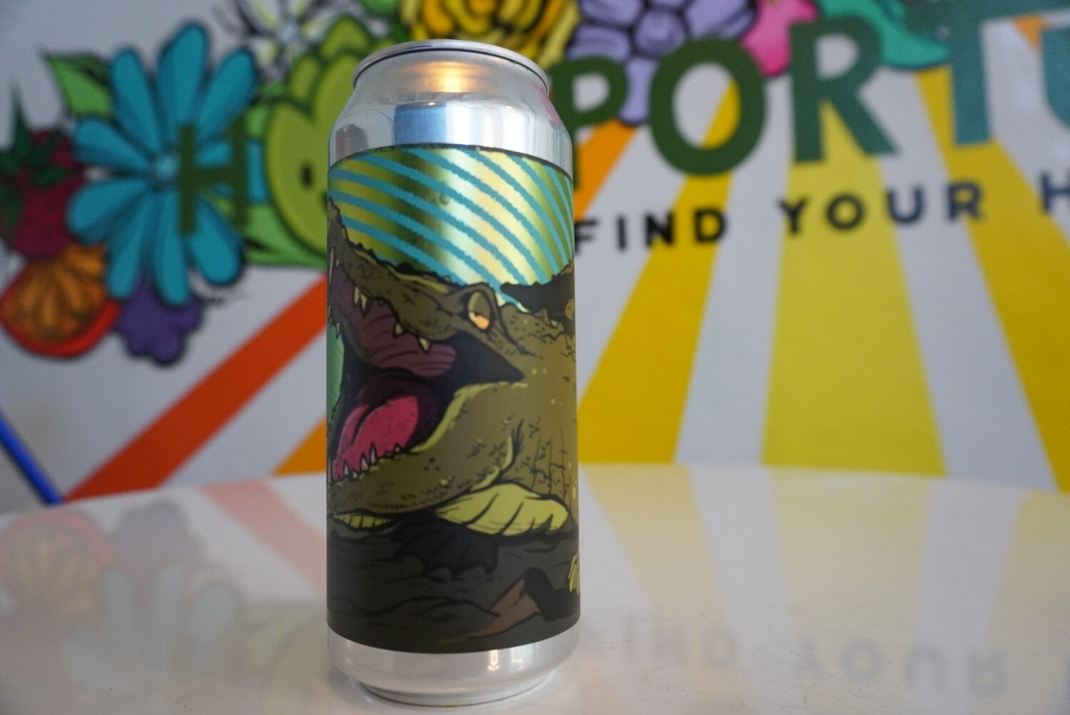 Tripping Animals - Ever Haze - New England IPA - 7% ABV - 16oz Can
