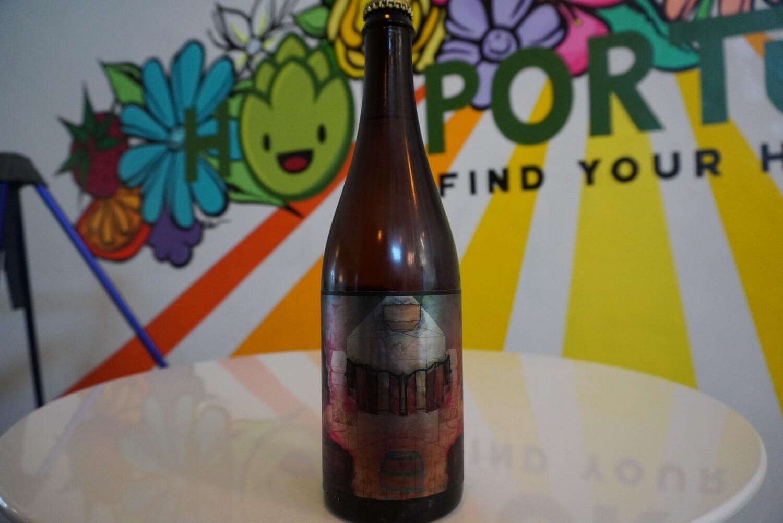 Casa Agria - Saison Sotano - Farmhouse/Saison - 5.9% ABV - 750ml Bottle