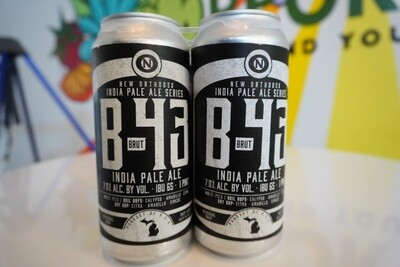 Old Nation - B43 - Brut IPA - 7% ABV - 4 Pack