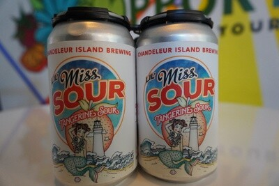 Chandeleur Island - Lil Miss Sour - Sour - 6% ABV -4-Pack