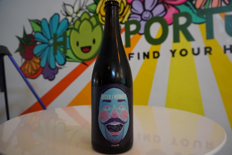 Jester King - Orter i Yorker - Wild Ale/Sour - 7.9% ABV  - 750ml Bottle
