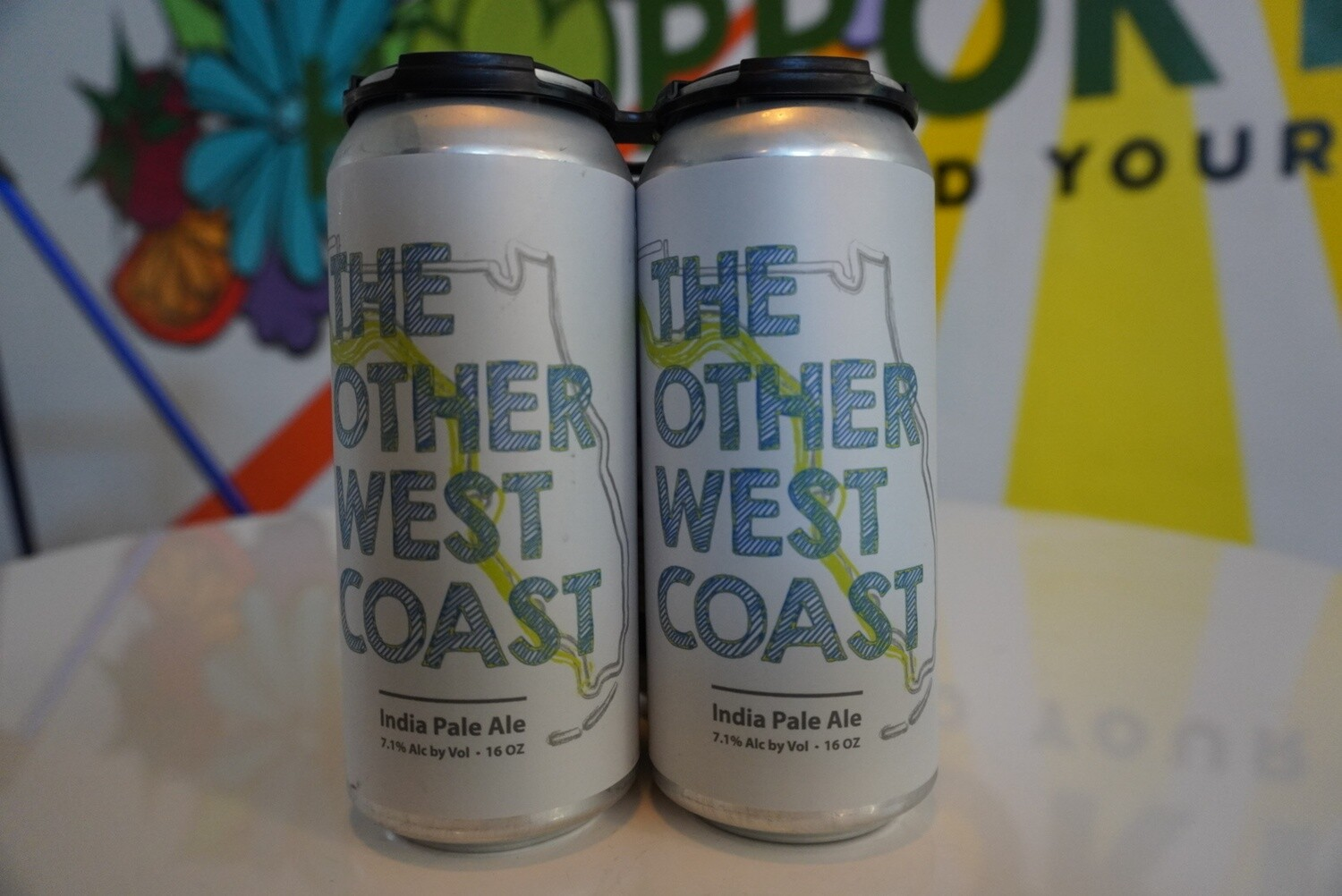 Escape - Other West Coast - IPA - 7.2% ABV - 4-Pack