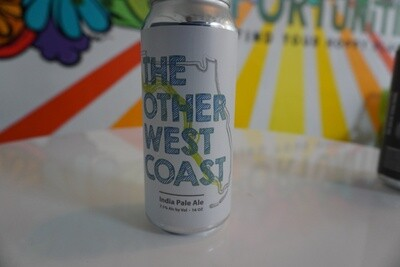 Escape - Other West Coast - IPA - 7.2% ABV - 16oz Can