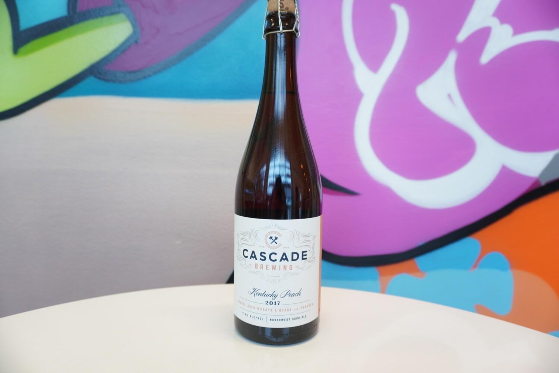 Cascade - Kentucky Peach - BA Sour  - 9.2% ABV - 750ml Bottle