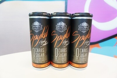 Fort Myers Brewing - Orange Spyk'd - Seltzer - 5% ABV - 6 Pack