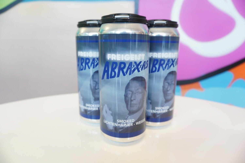 Freigeist - Smoked Abraxxas - Sour - 6% ABV - 4 Pack
