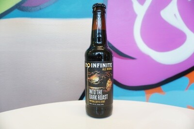 Infinte - Into the Dark Roast - Imperial Stout - 9% ABV - 12 oz  Bottle