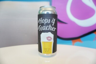 J.Wakefield - Hops 4 Teacher - IPA - 6.5% ABV - 16oz Can