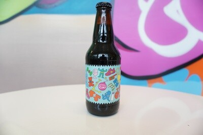 Prairie - Birthday Bomb! - Imperial Stout - 13% ABV - 12oz Bottle
