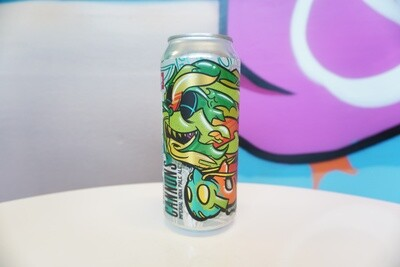 LIC Beer Project - Cannons - DIPA - 8.5% ABV - 16oz Can