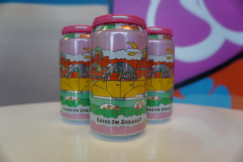 Prairie Artisan Ales - Rainbow Sherbet - Sour - 4.2% ABV - 4 Pack