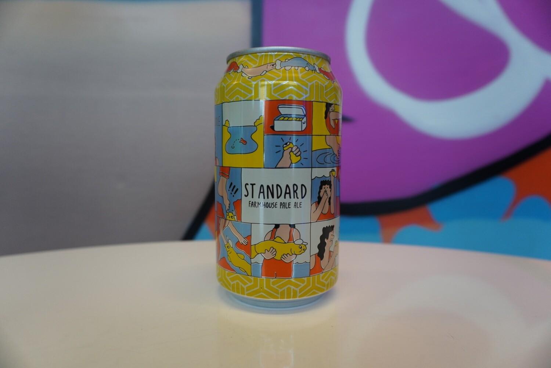 Prairie Artisan Ales - Standard - Farmhouse/Saison - 5.6% ABV - 12oz Can