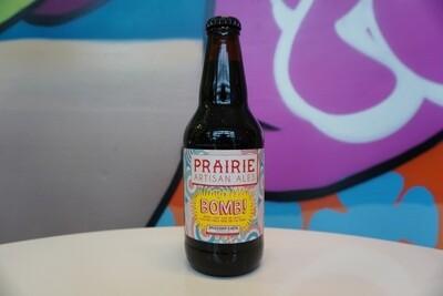 Prairie Artisan Ales - Bomb! - Imperial Stout - 13% ABV - 12oz Bottle