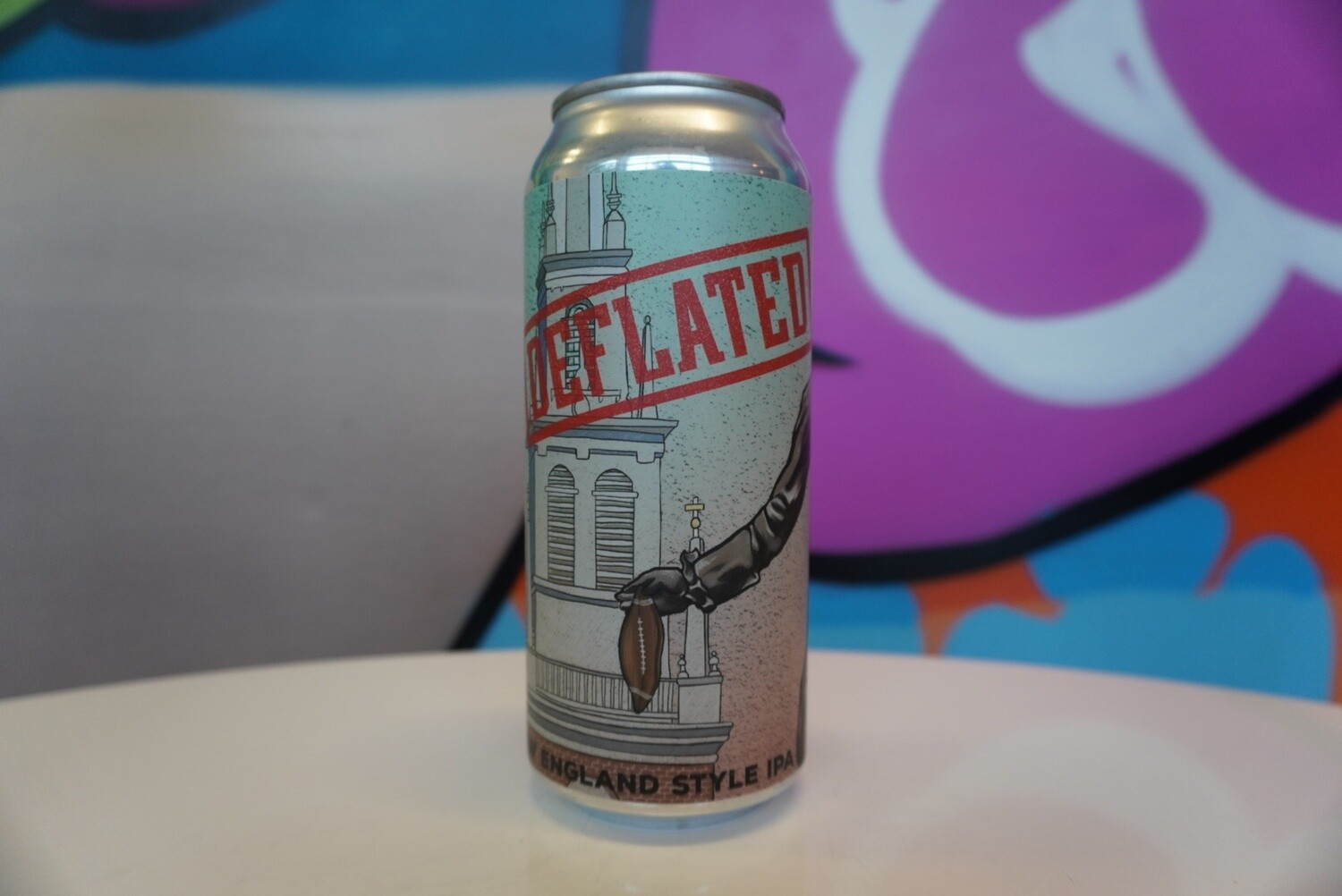 Tarpon River Brewing - Deflated - New England IPA - 7% ABV - 16oz Can
