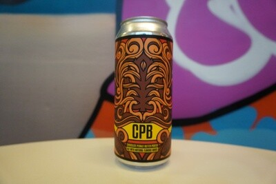 Lupulin Brewing - CPB - Porter - 5.25% ABV - 16oz Can