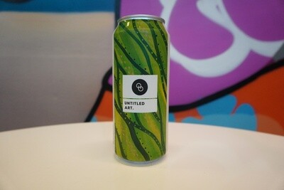 Untitled Art - All Together Now - New England IPA - 6.5% ABV - 16oz Can