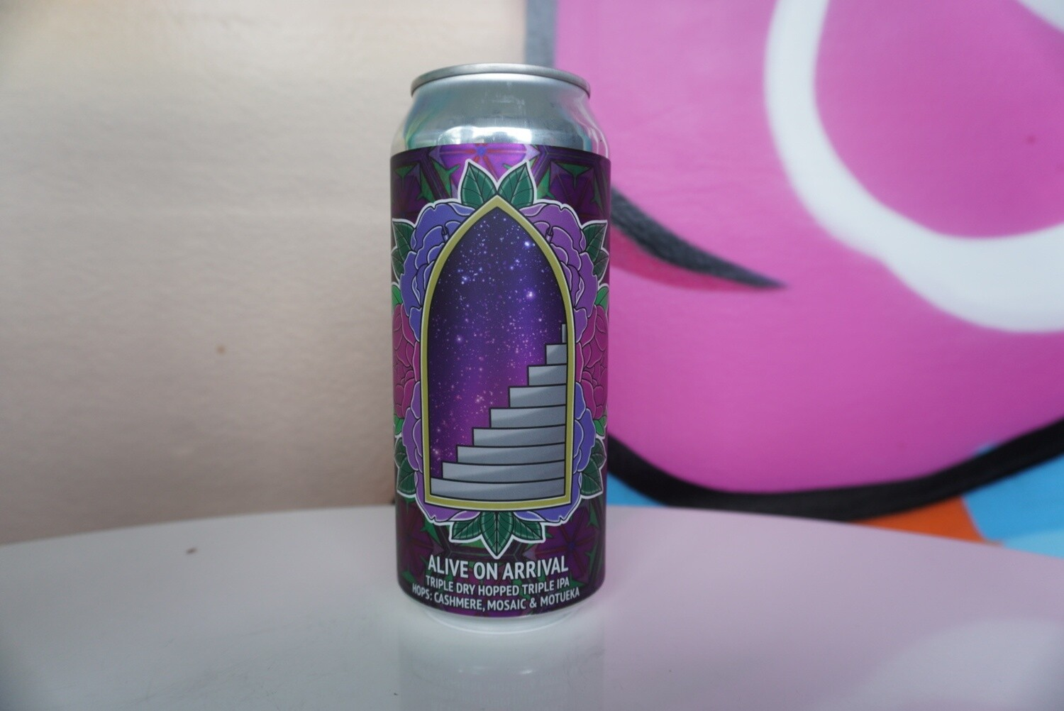 Bhrarami - Alive on Arrival - Triple IPA - 10% ABV - 16oz Can