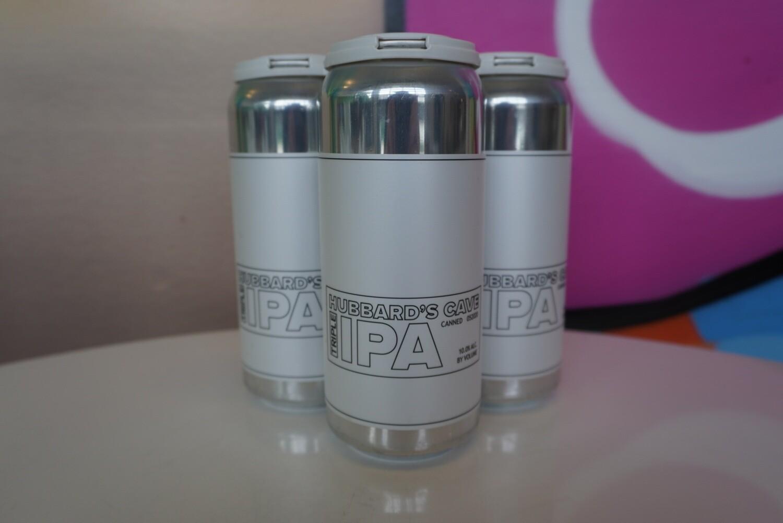 Hubbard's Cave - Fresh Triple IPA - 10% ABV - 4 Pack