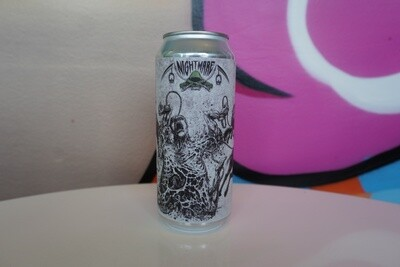 Nightmare Brewing - Drawn & Quartered - Double IPA - 10% ABV - 16oz Can