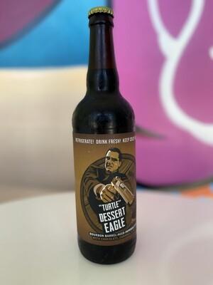 Arkane Aleworks - Desert Eagle Turtle - BA Stout - 12% ABV - 750 ml Bottle