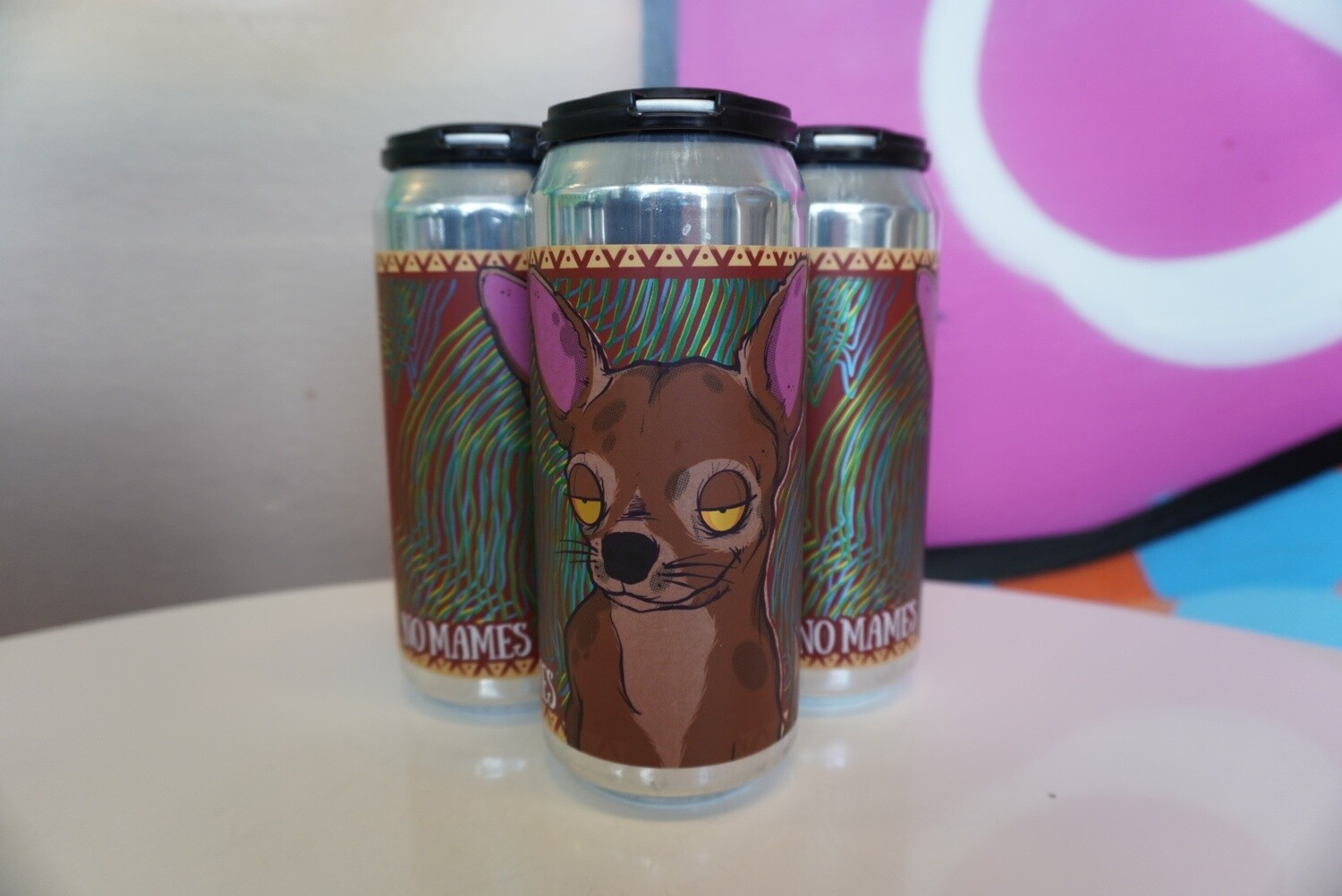 Tripping Animals - No Mames - Mexican Lager - 6% ABV - 4 Pack