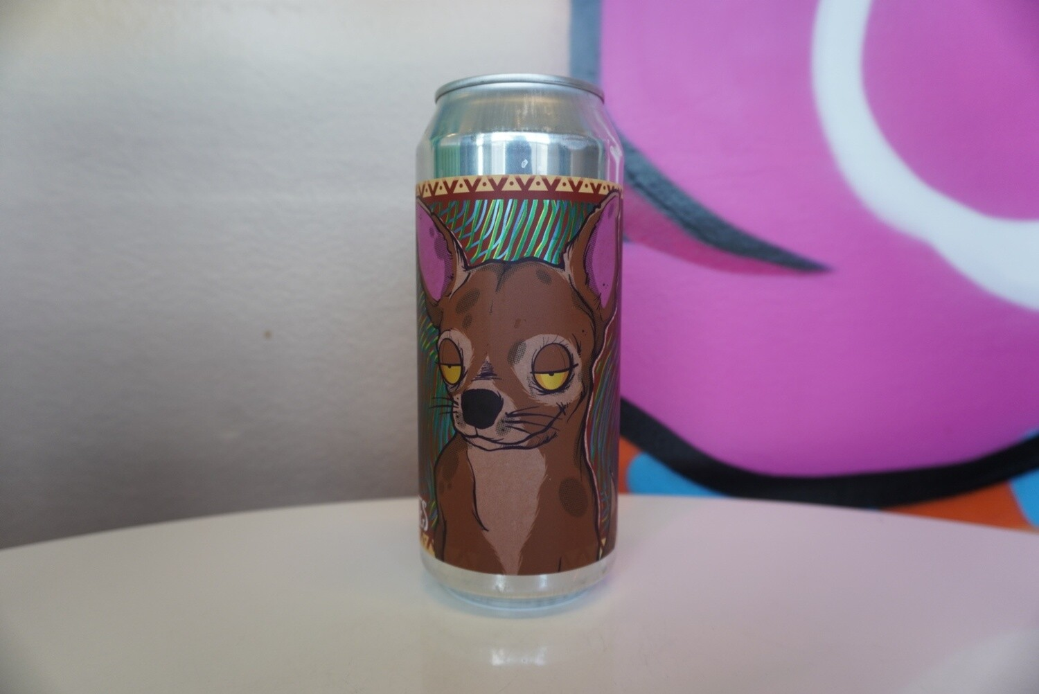 Tripping Animals - No Mames - Mexican Lager - 6% ABV - 16oz Can
