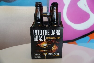 Infinte - Into the Dark Roast - Imperial Stout - 9% ABV - 4 Pack