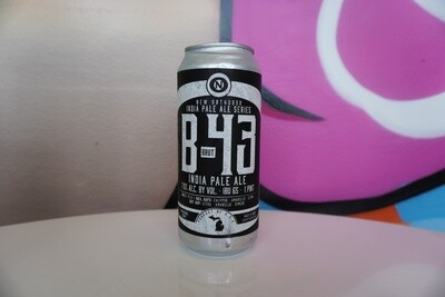 Old Nation - B43 - Brut IPA - 7% ABV - 16oz Can