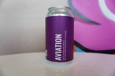 Gulfstream - Aviation - Sour - 5% ABV - 12oz Can