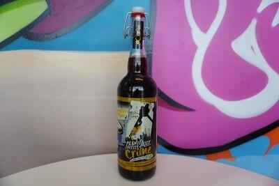 Superstition - PBJ Crime - Mead - 13% ABV - 750ml Bottle