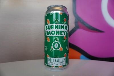 Thin Man - Burning Money - IPA - 6.6% ABV - 16oz Can
