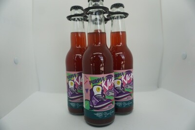 Beat Culture Brewery - Purple Kicks - Sour - 5.3% ABV - 4 Pack