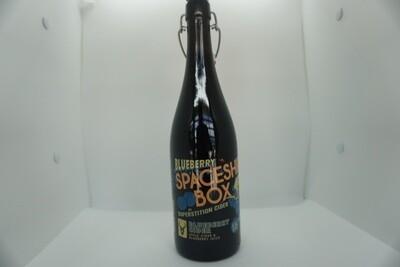 Superstition - Blueberry Spaceship  - Hard Cider - 750ml Bottle