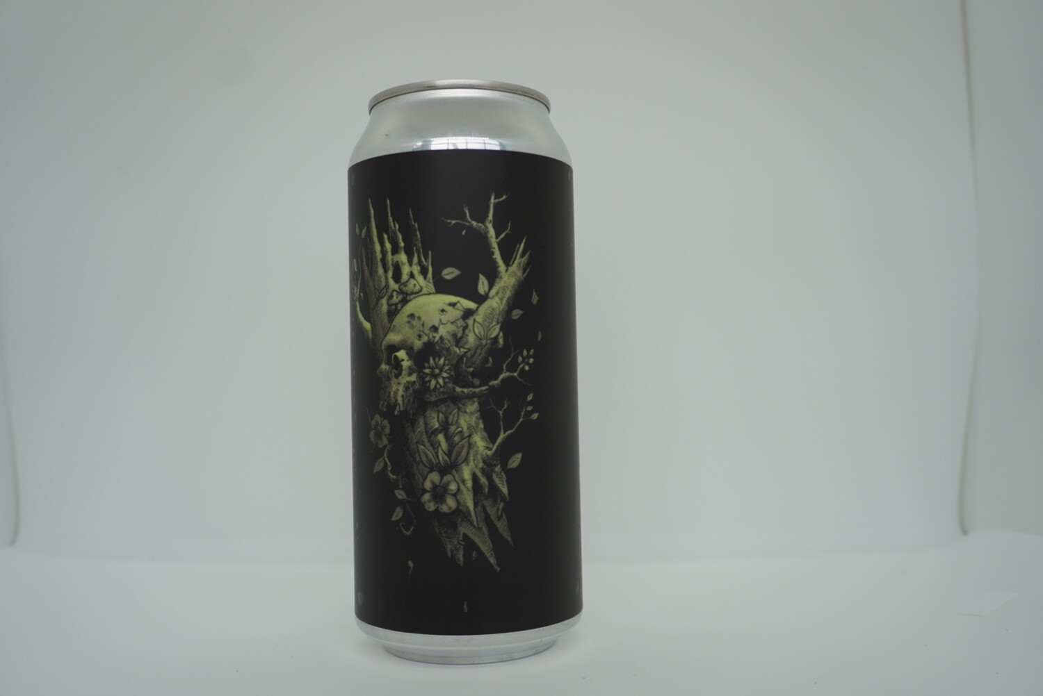 Unseen Creatures - That Time Time Forgot - DIPA - 9.5% ABV - 16oz Can
