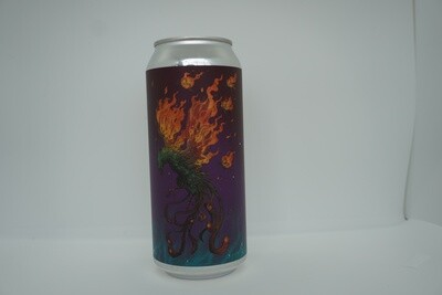Unseen Creatures - The Child - IPA - 7.5% ABV - 16oz Can