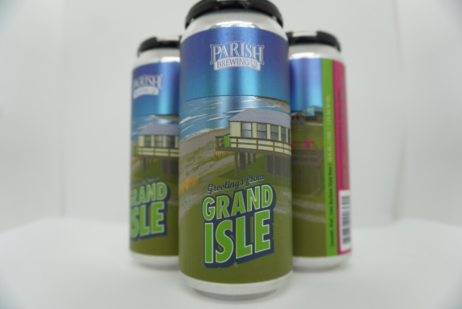 Parish - Greetings From Grand Isle - Sour - 5.6% ABV - 4 Pack
