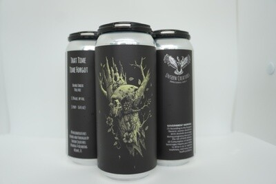 Unseen Creatures - That Time Time Forgot - DIPA - 9.5% ABV - 4 Pack
