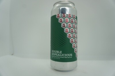 3 Sons - Double Dopealicious - DIPA - 9.1% ABV - 16oz Can